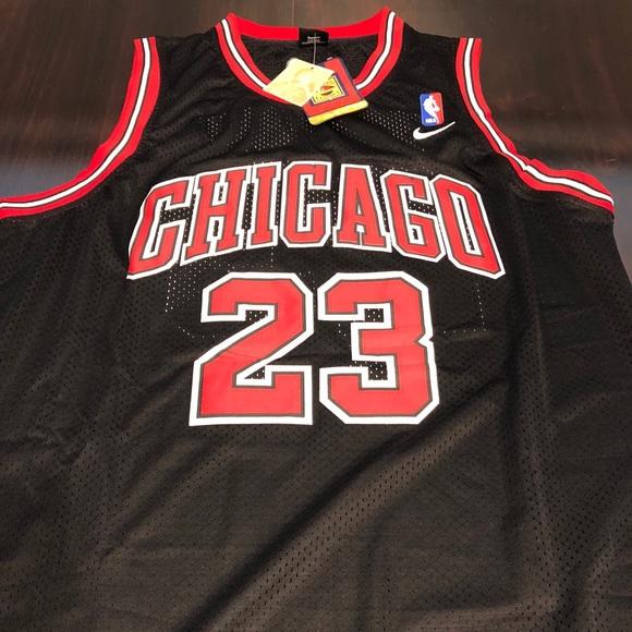 de0fef825f43 Nike Chicago Bulls Hardwood Classic Jordan Jersey